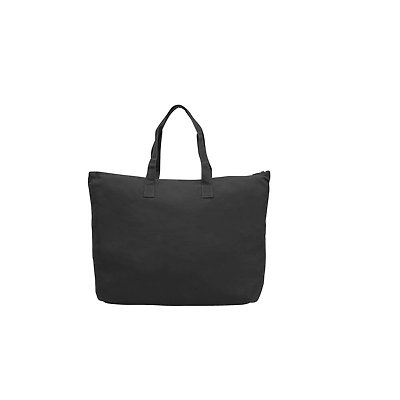 LIBERTY BAGS Amanda Cotton Canvas Zip Tote