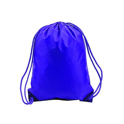 LIBERTY BAGS 14x18 Drawstring Bag w/DUROcord