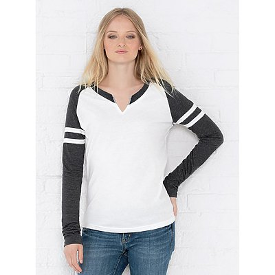 LAT Ladies Gameday Mash Up Long Sleeve