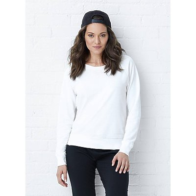 LAT Ladies French Terry Slouchy