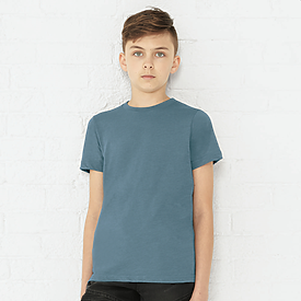 LAT 4.5oz 100% Youth Fine Jersey T