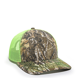 OUTDOOR CAP Camo Trucker Cap
