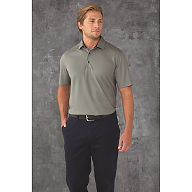 Paragon Memphis Sueded Performance Polo
