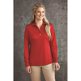 Paragon Laides Malibu Performance 1/4 Zip Pullover