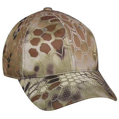 OUTDOOR CAP Performance Camo Cap