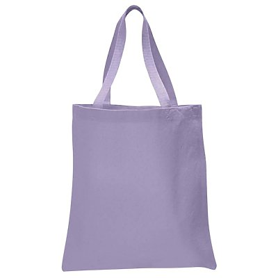 Q-Tees 12oz Canvas Promotional Tote