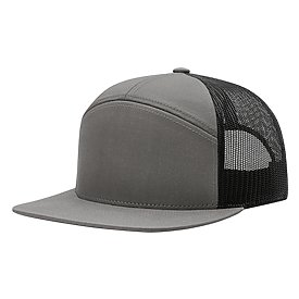 Richardson Caps Seven Panel Trucker Cap