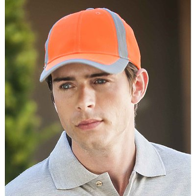 Adams 6 Panel Reflector Cap