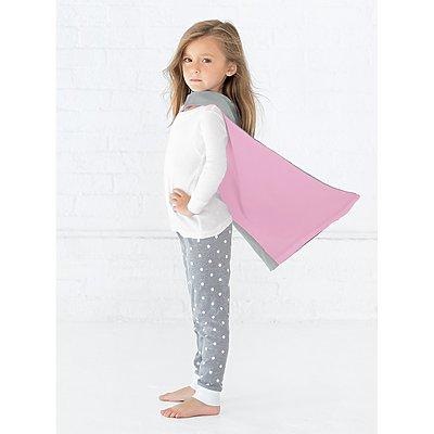 Rabbit Skins Toddler Reversible Cape