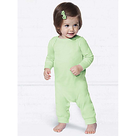 Rabbit Skins Infant Baby Rib Coverall