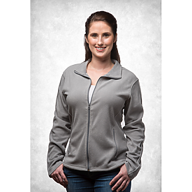 Sierra Pacific Ladies Poly Micro Fleece Full Zip