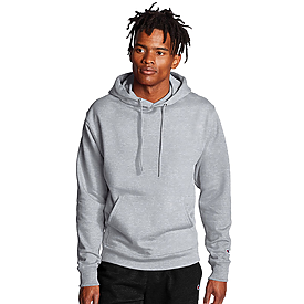 Champion 9oz 50/50 Hooded Sweat