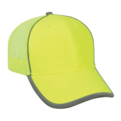 OUTDOOR CAP Safety Mesh Back Cap
