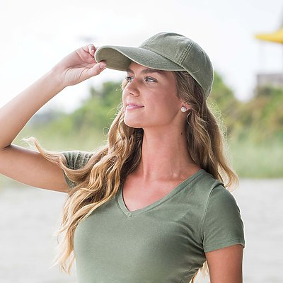 Adams Long Visor Sunbuster Cap