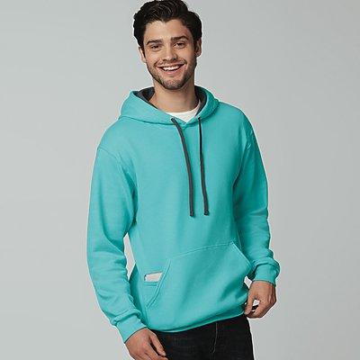 Fruit of the Loom 7.2oz Sofspun Hooded Sweatshirt