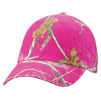 KATI HEADWEAR Realtree All Purpose Pink Cap