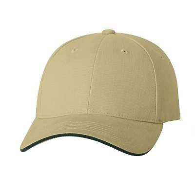 Sportsman Cap Brushed Sandwich Cap