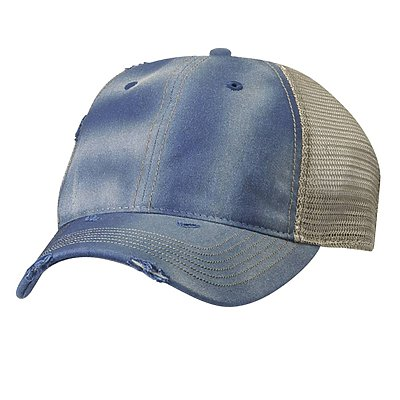 Sportsman Cap Dirty-washed Mesh Cap