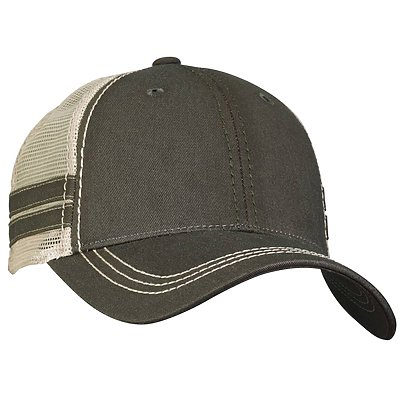 Sportsman Cap Trucker with Stripes