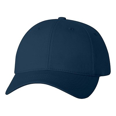 TEAM SPORTSMAN Twill with Velcro Cap