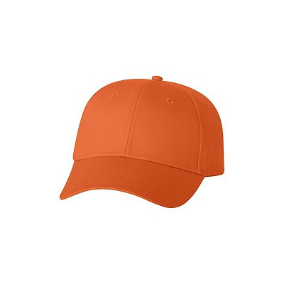 Valucap Structured Cotton Twill Cap