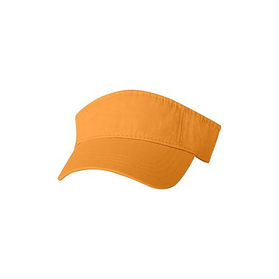 Valucap Bio Washed Chino Twill Visor