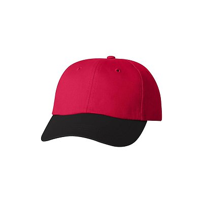 Valucap Brush Twill Econ Cap