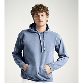 COMFORT COLORS Adult Ringspun Hooded Sweatshirt