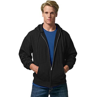 Hanes 10 oz. 90/10 Hooded Sweat