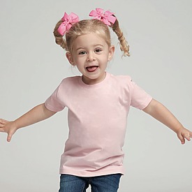 Next Level Toddler Cotton Tee