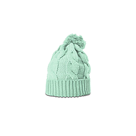 Richardson Caps Chunk Twist Knit Beanie with Cuff