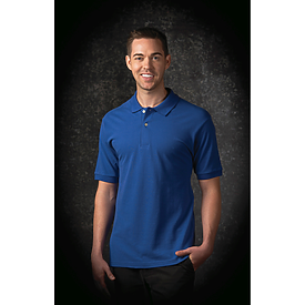 Sierra Pacific Mens Pique Sport Shirt