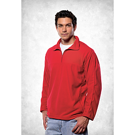 Sierra Pacific Adult 1/4 Zip Micro Fleece Jacket