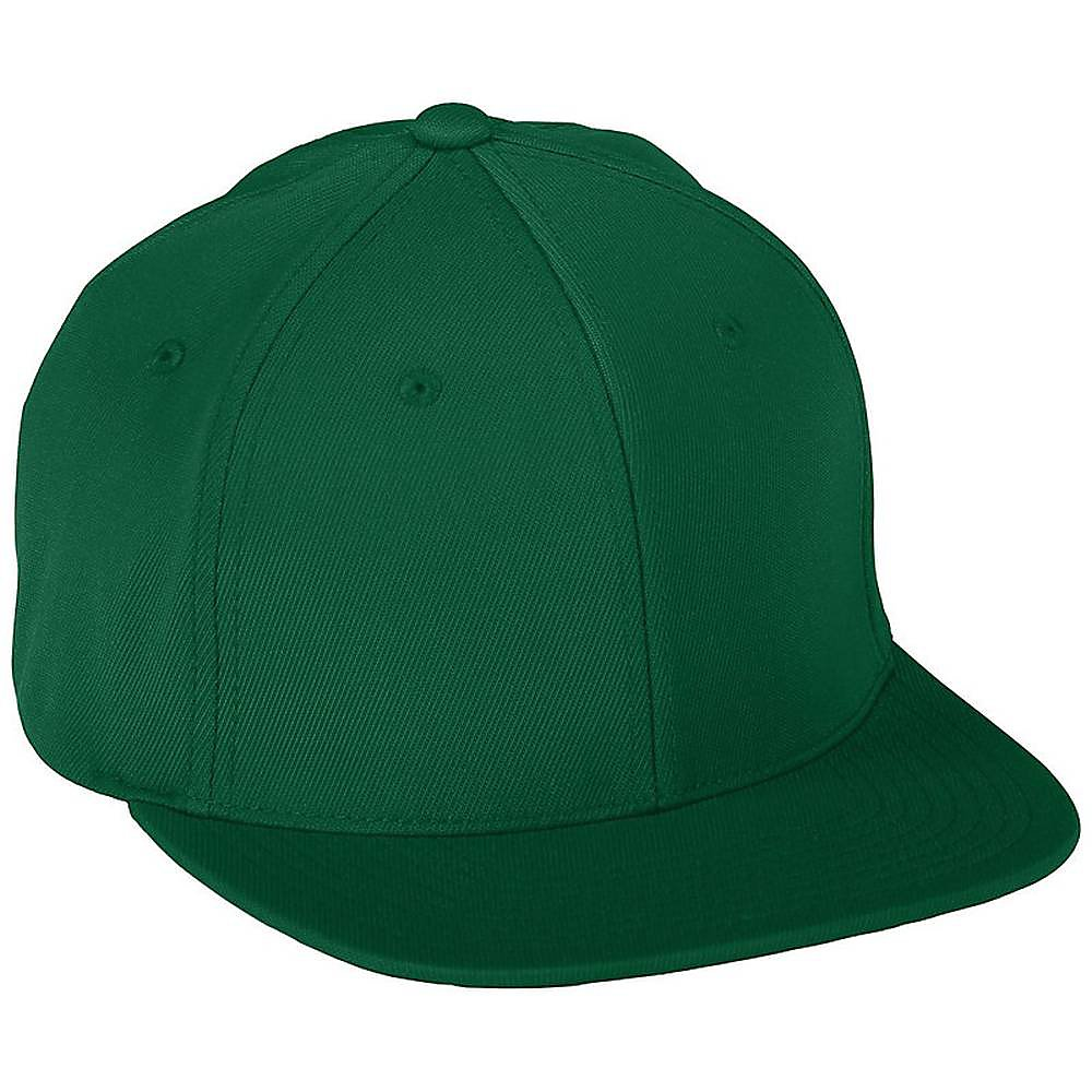 5155ff9f5 Augusta Youth Flexfit Flat Bill Cap | Carolina-Made