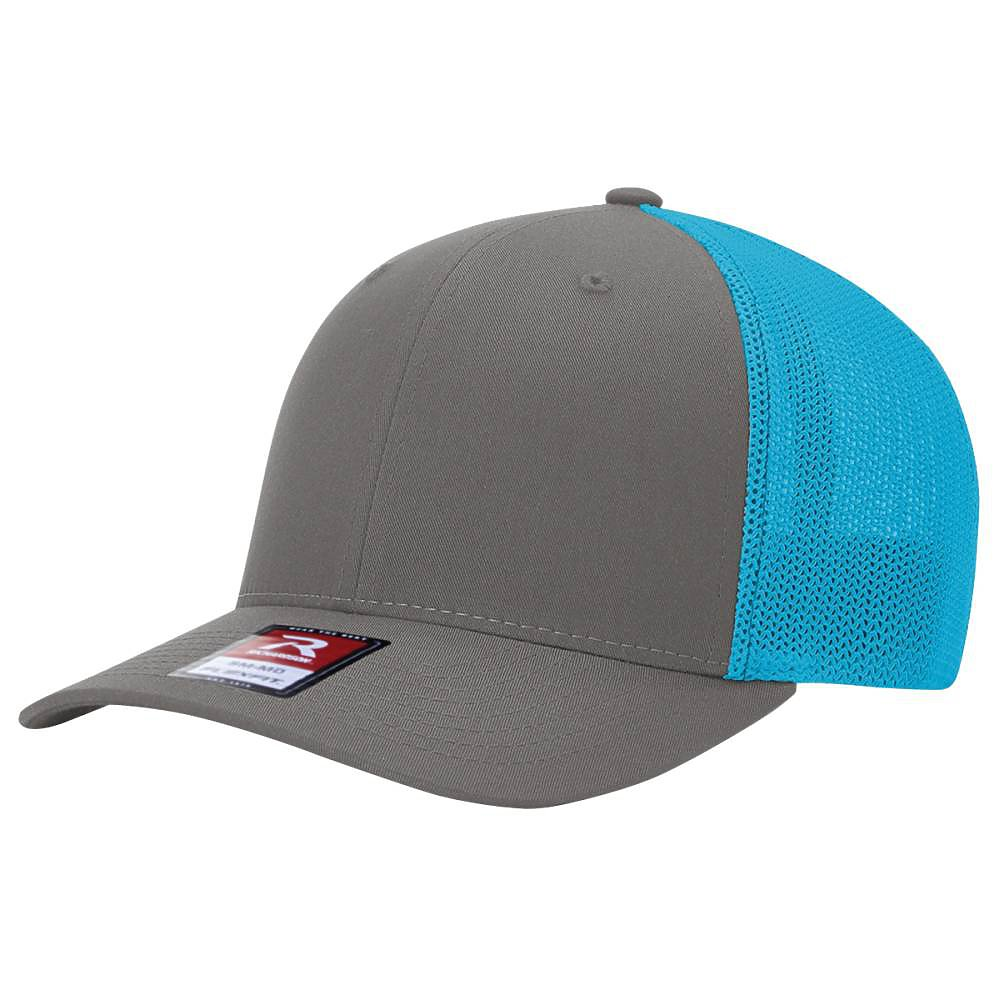 Red X-Large XX-Large Flexfit Structured Twill Cap